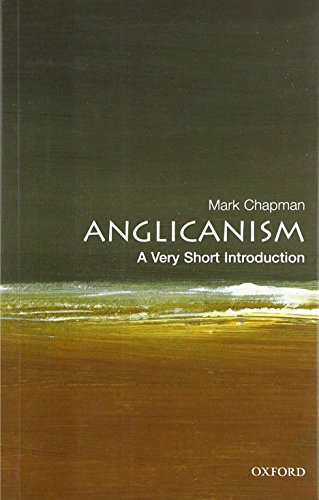 9780192806932: Anglicanism: A Very Short Introduction