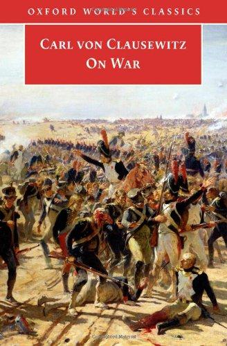 9780192807168: On War (Oxford World's Classics)