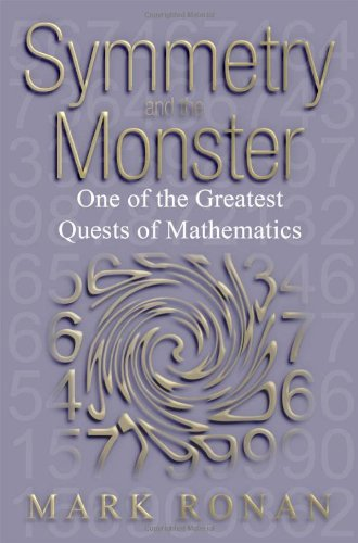 9780192807229: Symmetry and the Monster: The Story of One of the Greatest Quests of Mathematics