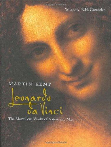 9780192807250: Leonardo da Vinci: The Marvellous Works of Nature and Man