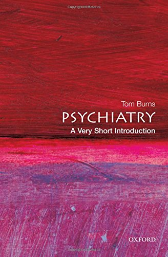 9780192807274: Psychiatry: A Very Short Introduction (Very Short Introductions)