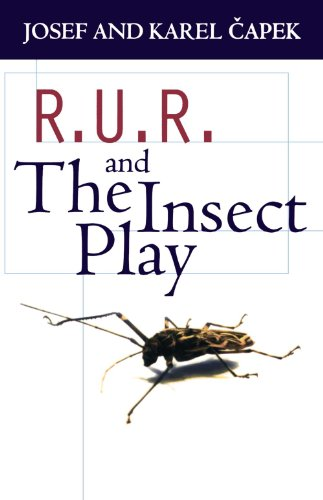9780192810106: R.U.R. and The Insect Play (Oxford Paperbacks)