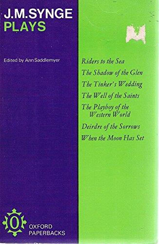 9780192810427: Plays (Oxford Paperbacks)