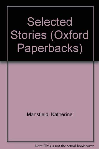9780192810441: Selected Stories (Oxford Paperbacks)