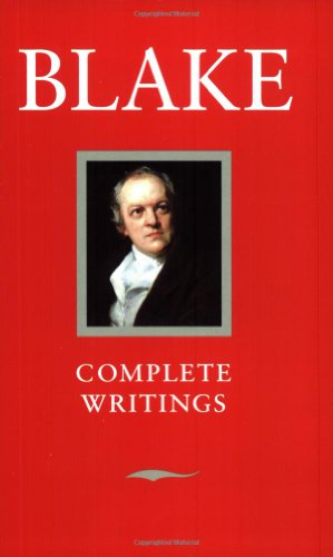 9780192810502: Blake Complete Writings: With variant readings (Oxford Standard Authors)