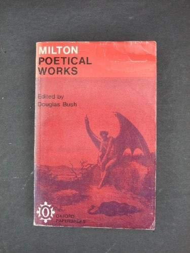 The poetical works of John Milton, (Oxford: Milton, John; C.,