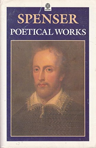 The Poetical Works (Oxford Paperbacks): Edmund Spenser; Editor-J.