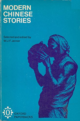 9780192810878: Modern Chinese Stories (Oxford Paperbacks)