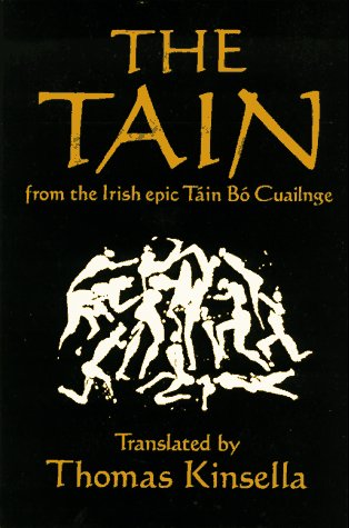 9780192810908: The Tain: From the Irish Epic