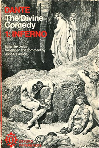 9780192810960: Divine Comedy: Inferno v. 1 (Oxford Paperbacks)