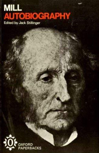 Mill Autobiography: Mill John Stuart