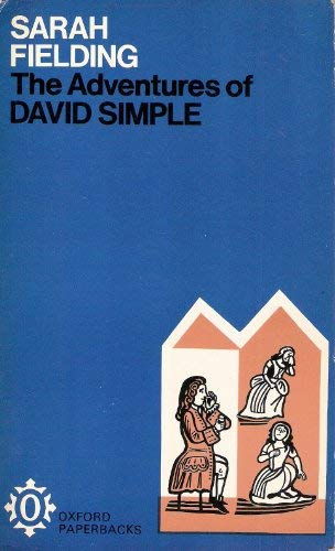 9780192811370: The Adventures of David Simple (Oxford Paperbacks)