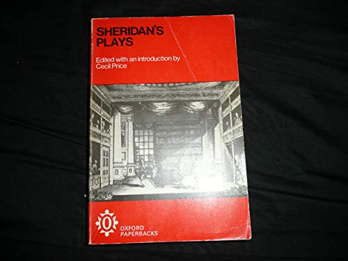 9780192811585: Plays (Oxford Standard Authors)