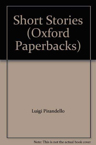 9780192811608: Short Stories (Oxford Paperbacks)