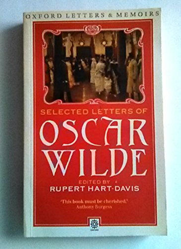 9780192812186: Selected Letters of Oscar Wilde (Oxford Paperbacks)