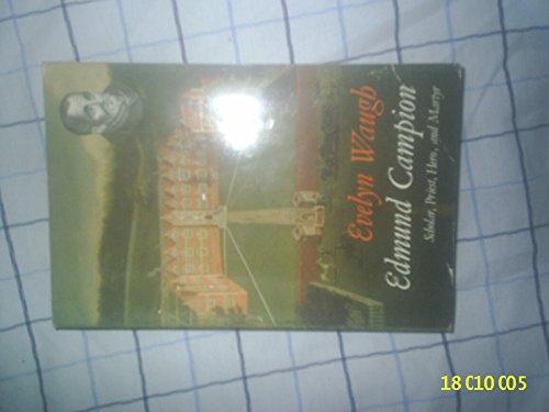 9780192812872: Edmund Campion: Scholar, Priest, Hero and Martyr