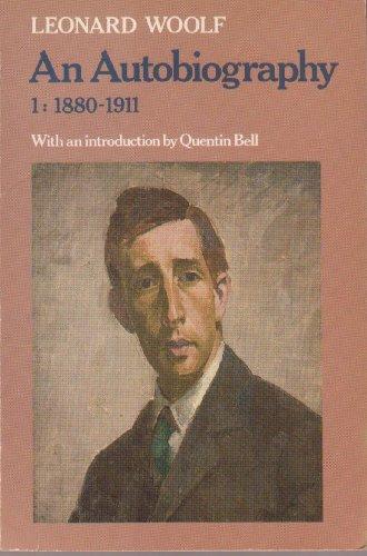 Autobiography: 1880-1911 v. 1 (Oxford Paperbacks): Woolf, Leonard
