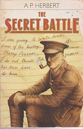 9780192813282: The secret battle