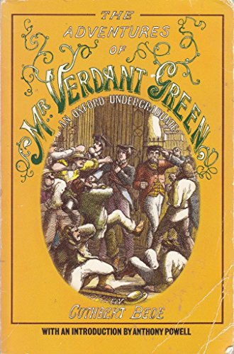 9780192813312: The Adventures of Mr. Verdant Green (Oxford Paperbacks)