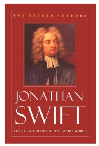 9780192813374: Jonathan Swift (The Oxford Authors)