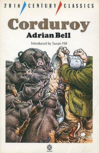 CORDUROY: ADRIAN Bell
