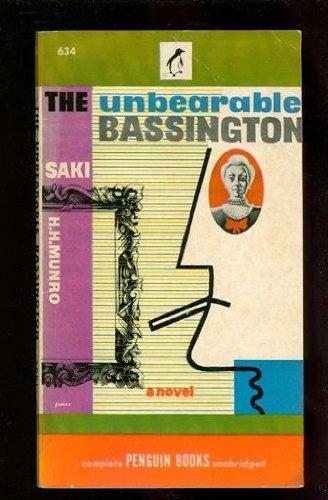 9780192813718: The Unbearable Bassington (Twentieth Century Classics S.)