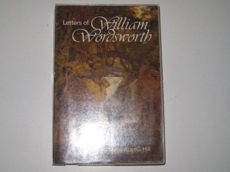 The Letters of William Wordsworth: A New: Wordsworth, William; Hill,