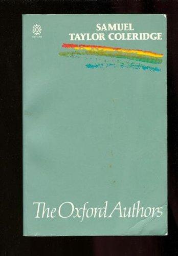 Samuel Taylor Coleridge: Jackson H J (edited by)