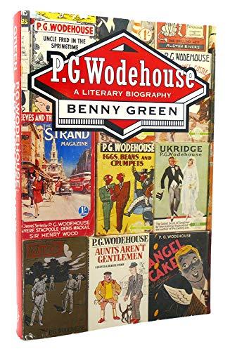 9780192813909: P.G.Wodehouse: A Literary Biography (Oxford Paperbacks)