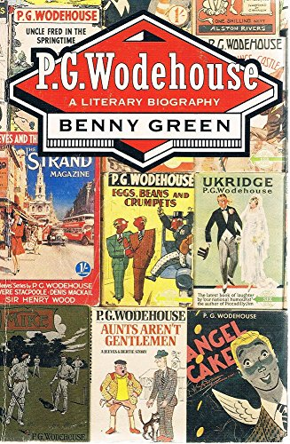 9780192813909: P.G.Wodehouse: A Literary Biography (Oxford Paperbacks)