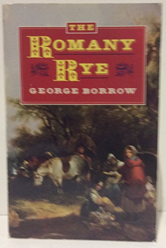 9780192814067: The Romany Rye (Oxford Paperbacks)