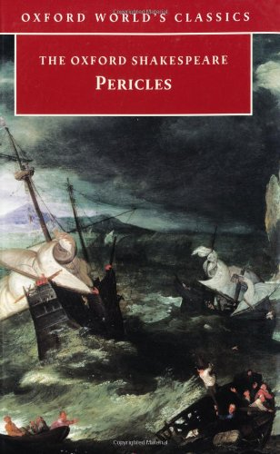 9780192814609: THE OXFORD SHAKESPEARE: Pericles