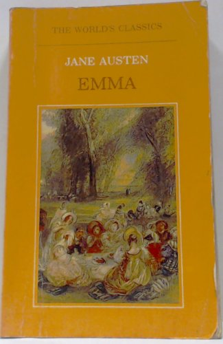 Emma (The World's Classics): Austen, Jane