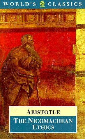 9780192815187: The Nicomachean Ethics (The World's Classics)
