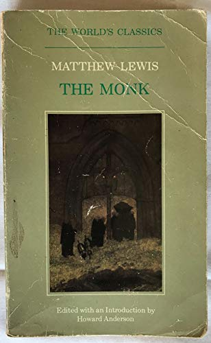 9780192815248: The Monk (The World's Classics)