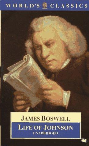 9780192815378: Life of Johnson: Unabridged (The World's Classics)