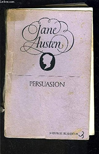 9780192815460: Persuasion (The World's Classics)