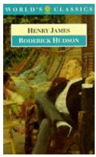 9780192815477: Roderick Hudson (The World's Classics)