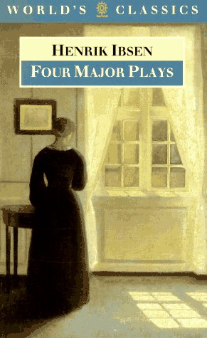 """9780192815682: Four Major Plays: """"Doll's House"""", """"Ghosts"""", """"Hedda Gabler"""" and """"Master Builder"""" (World's Classics S.)"""
