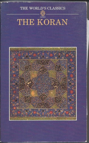 9780192816283: The Koran
