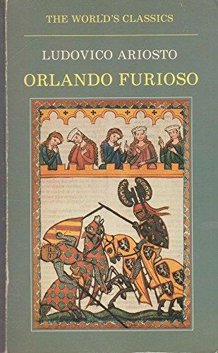 9780192816368: Orlando Furioso (World's Classics)
