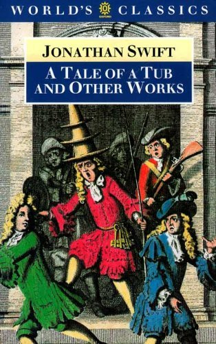 9780192816894: A Tale of a Tub and Other Works