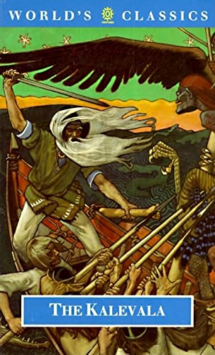 9780192817006: The Kalevala: Or the Land of Heroes (World's Classics)