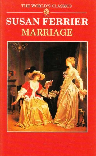 9780192817433: Marriage (The World's Classics)