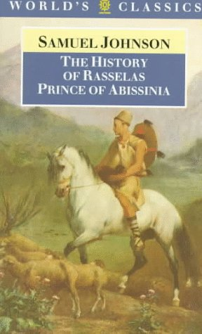9780192817785: The History of Rasselas, Prince of Abissinia (The World's Classics)