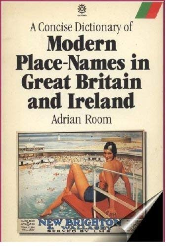A Concise Dictionary of Modern Place Names: Room, Adrian