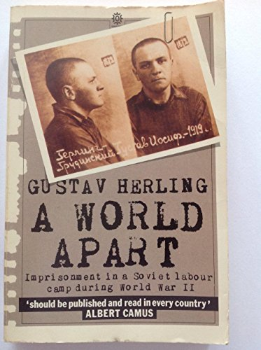9780192819390: A World Apart: Imprisonment in a Soviet labour camp during World War II