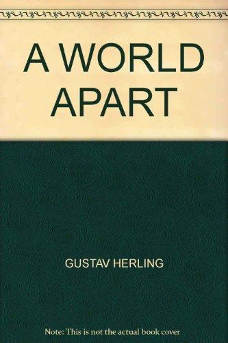 9780192819390: A World Apart