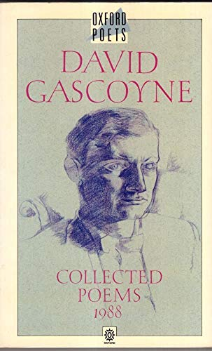 Collected Poems 1988 (Oxford Paperbacks): Gascoyne, David