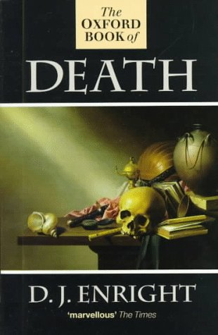9780192820136: The Oxford Book of Death